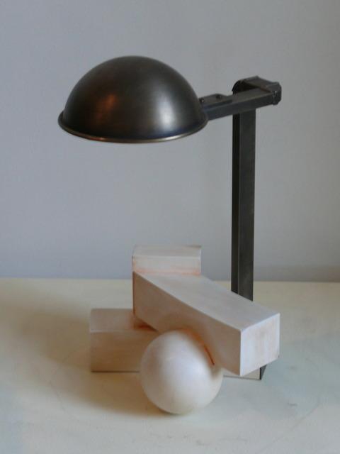 , 'Ball, Cubes, & Squares,' 2009, Gallery NAGA