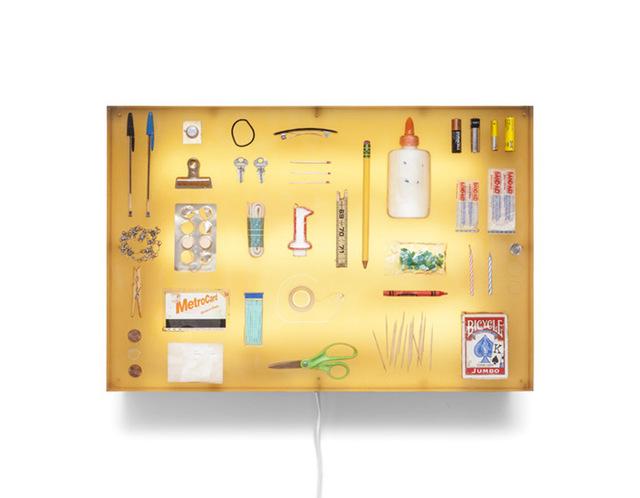 , 'Freitag's family kitchen drawer,' 2015, Winston Wächter Fine Art