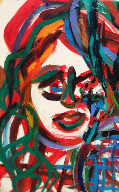 , 'Selfportrait,' 2003, Galerie Brigitte Schenk