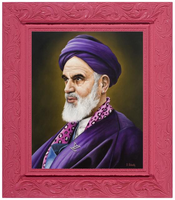 , 'Ayatollah Khomeini,' 2015, Hashimoto Contemporary