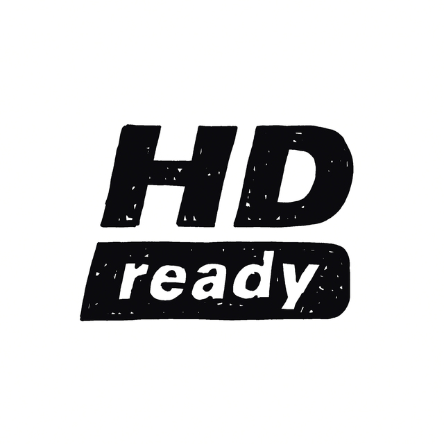 , 'HD ready,' 2017, heliumcowboy