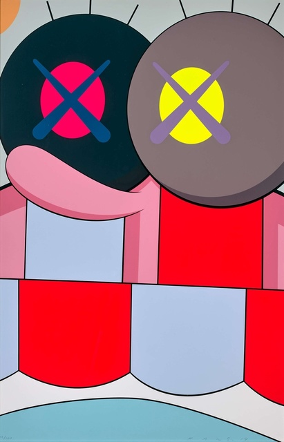 KAWS, 'Blame Game', 2014, Forum Auctions