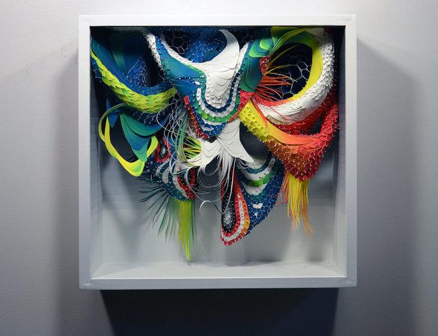 , 'Verdant IV,' 2015, Hashimoto Contemporary