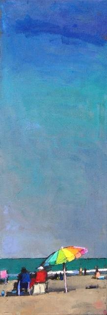 , 'August Day,' 2010-2017, Eisenhauer Gallery