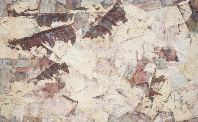 , 'Tensione Rossè Maggio,' 1960, Charles Nodrum Gallery