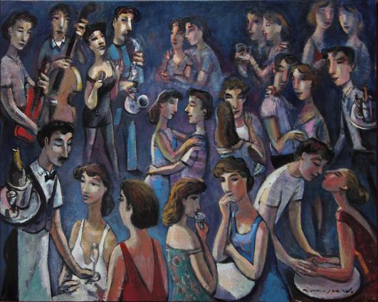 , 'La Festa,' , Sala Parés