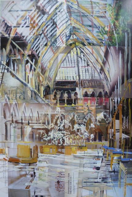 , 'Oxford University, Natural History Museum,' 2017, Sarah Wiseman Gallery