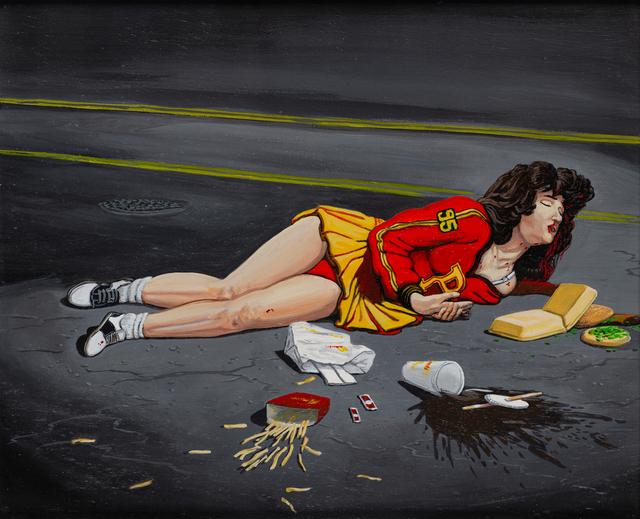 , 'The Tragic Death of Sheila Lorta,' 1992, Track 16 Gallery