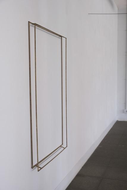 , 'Tatami base,' 2019, Ana Mas Projects