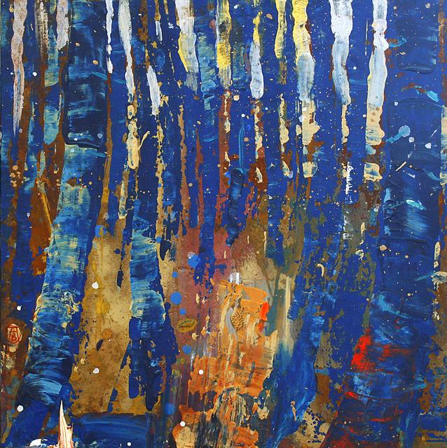 Alessandro Busci, 'Betulle Blu', 2019, Barbara Paci Art Gallery