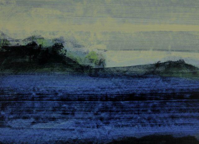 , 'Incident V,' 2019, Reuben Colley Fine Art