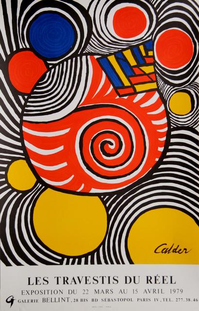 Alexander Calder, 'Les Travestis du Reel', 1979, RoGallery