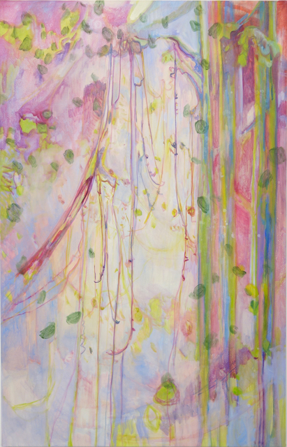 , 'Pink Tropics 1,' 2016, CLEAR GALLERY TOKYO
