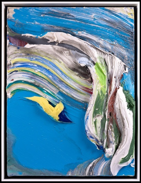 , 'Blue,' 2012, Berry Campbell Gallery