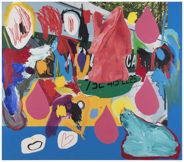 , 'Jersey Gardens,' 2017, Galerie Forsblom