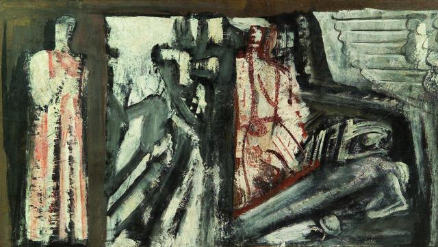 , 'Mural Composition,' 1935-1936, Brun Fine Art