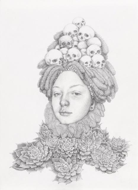 Chikako Okada, 'Infanta Suculentas', 2019, Andra Norris Gallery
