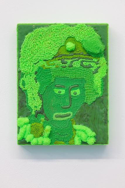 , 'Pearl queen of Bethnal (green),' 2017, Annka Kultys Gallery