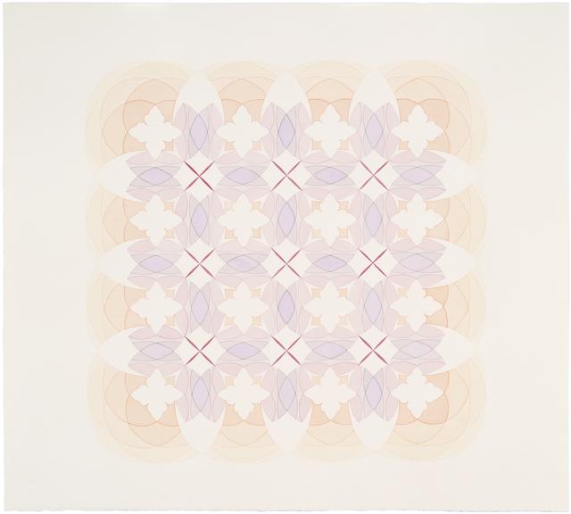 , 'Kaleidoscopic Spirograph Still #11,' 2013, ELLEPHANT