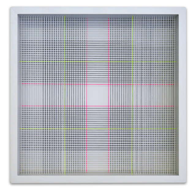 , 'Dear Mondrian – neon ,' 2017, dr. julius | ap