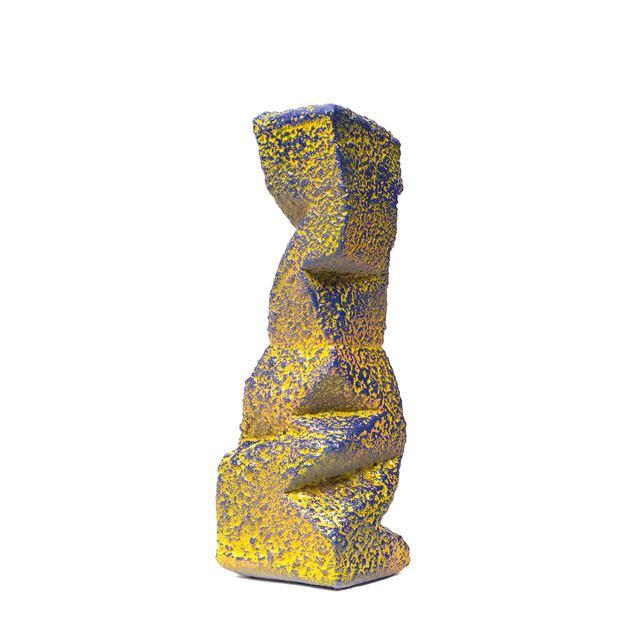 , 'Megalith / Indigo,' 2014, Vivian Horan Fine Art