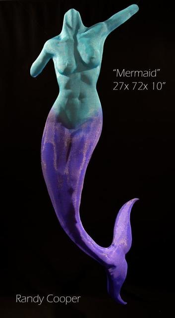 , 'Mermaid,' 2016, Monarch|Arredon Contemporary
