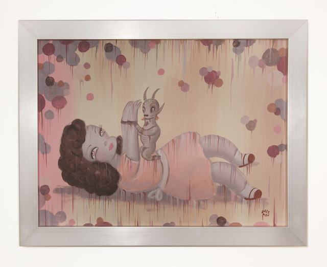 , 'The Surrender of Ruth,' 2014, Jonathan LeVine Projects