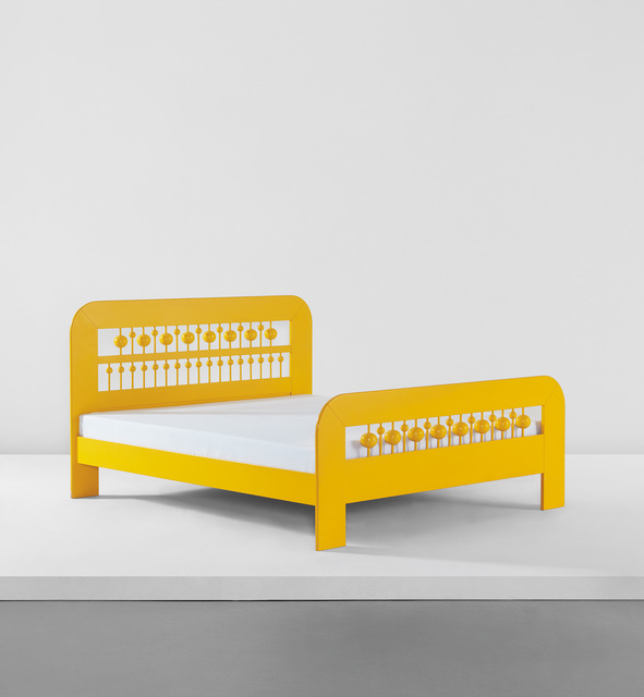 "Eero Aarnio, '""Abakus"" bed, model no. 33030', circa 1970, Phillips"