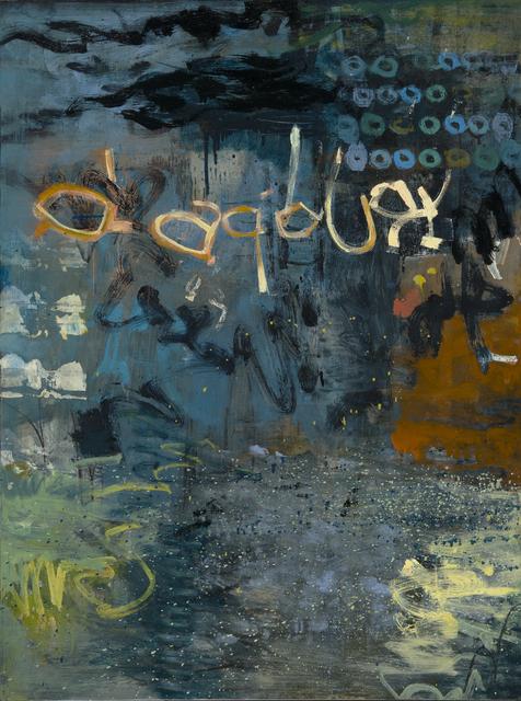 , 'Open Semantics I,' 2018, Seager Gray Gallery