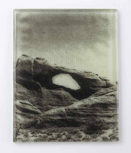, 'Artichoke Arch,' 2018, Kopeikin Gallery
