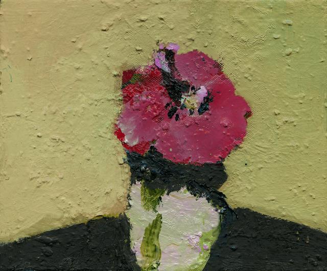 Jennifer Hornyak, 'Harlequin Red', 2021, Painting, Huile sur toile de lin / Oil on Linen, Galerie de Bellefeuille