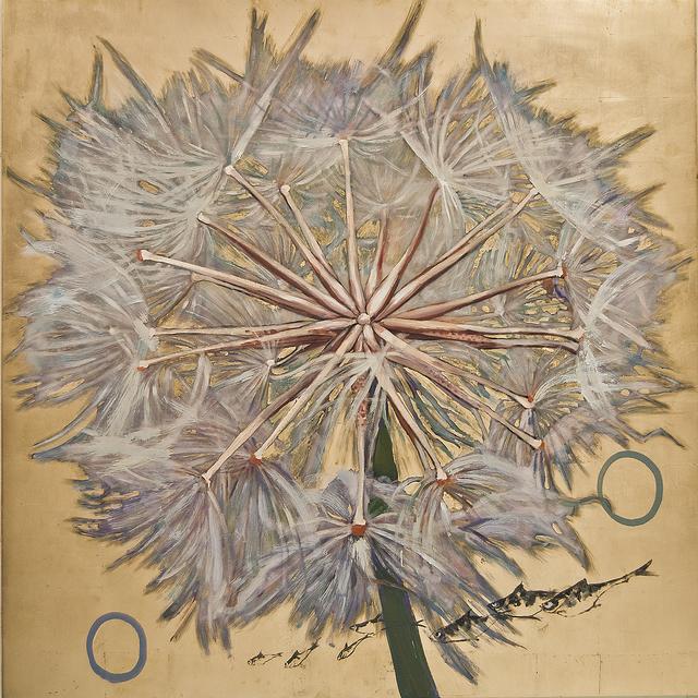 , 'Dandelion - Fish,' , Gail Severn Gallery