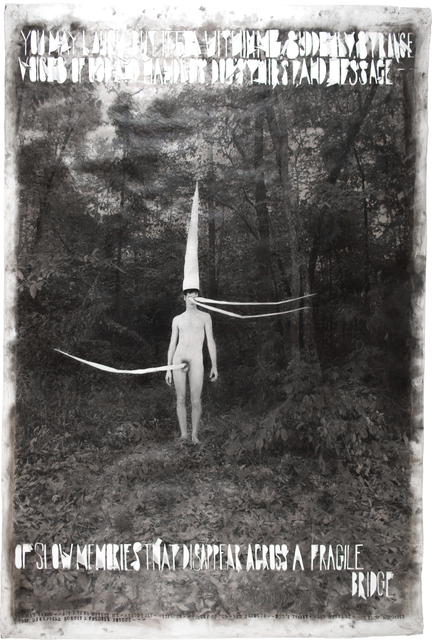 , 'Odd Man in the Woods,' 1998, 315 Gallery
