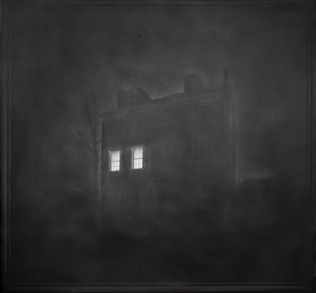 , 'Untitled (Poe House Philadelphia),' 2015, Foley Gallery