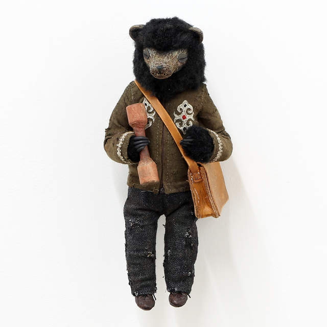 , 'Cloudy Bear,' 2014, GALLERY MoMo