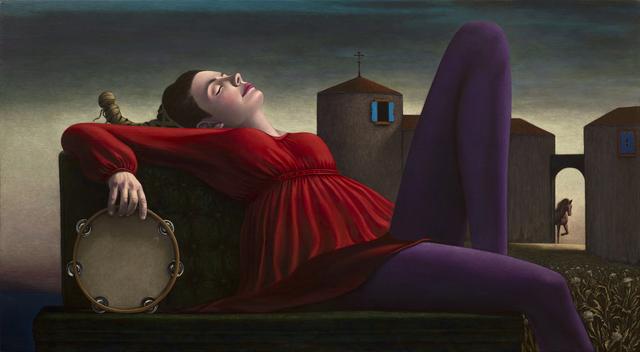 , 'The Tambourine ,' , Nüart Gallery