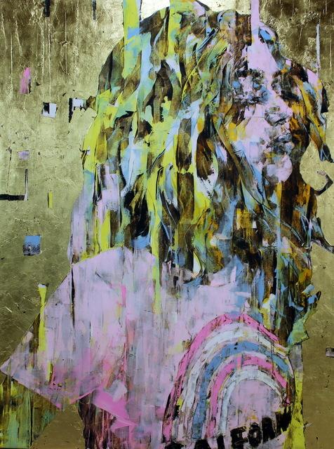 , 'Supergold California,' 2017, Ransom Art