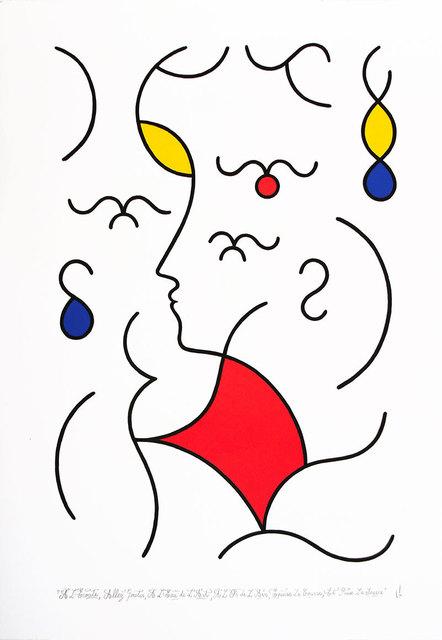 """Remed, '""""A L'Ecoute, Allez Goutes, A L'Eau De L'Art, A L'Or De L'Air, Epuise la Course, Et Puise La Source""""', 2019, David Bloch Gallery"""