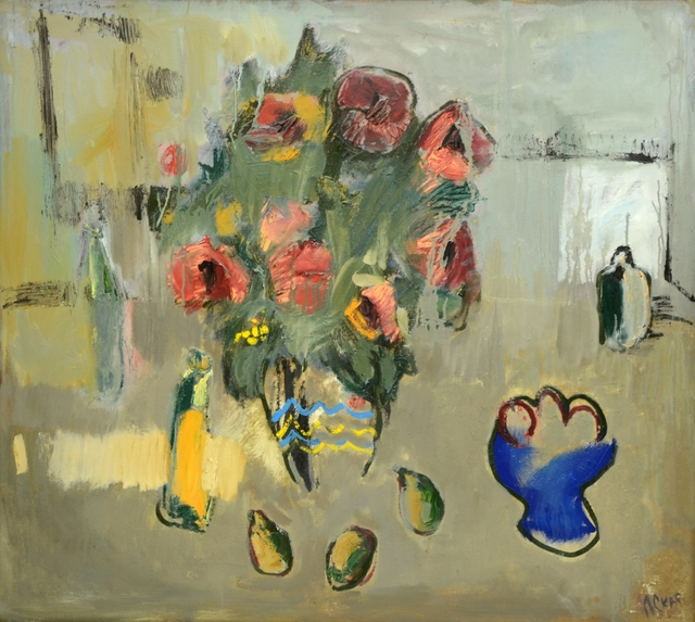 , 'Pink Poppies,' 2011, TNK Art Gallery