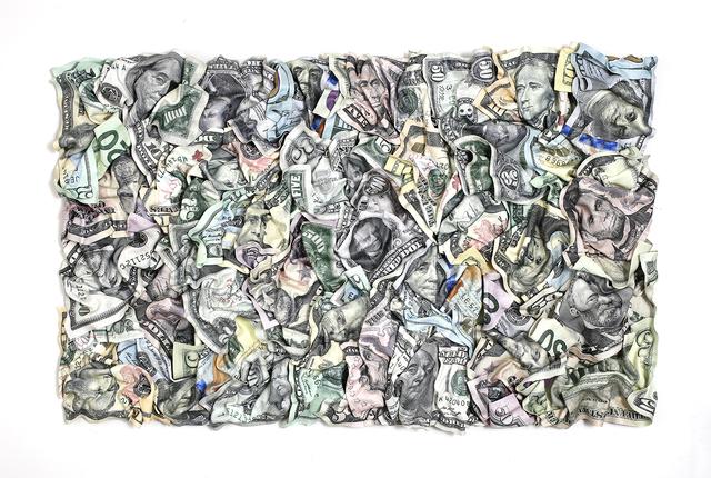 , 'Mattress Cash,' 2017, Eden Fine Art