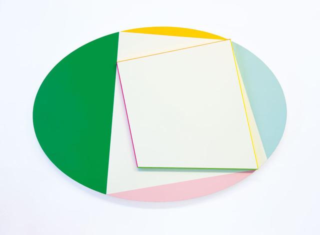 , 'OV.S.9.,' 2014, Bernard Jacobson Gallery