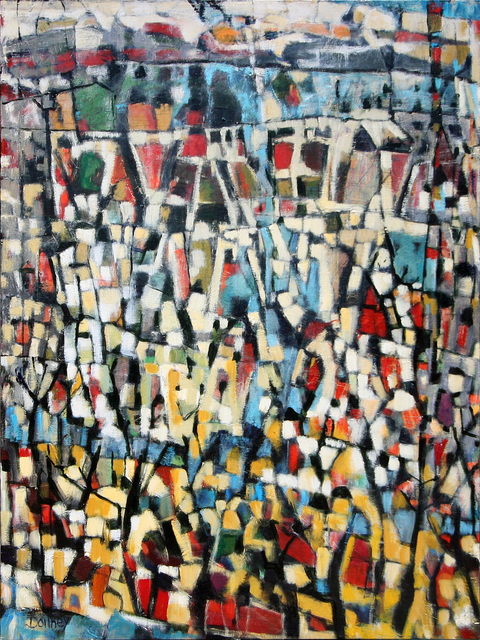 Toni Doilney, 'River Walk', 2017, A Gallery