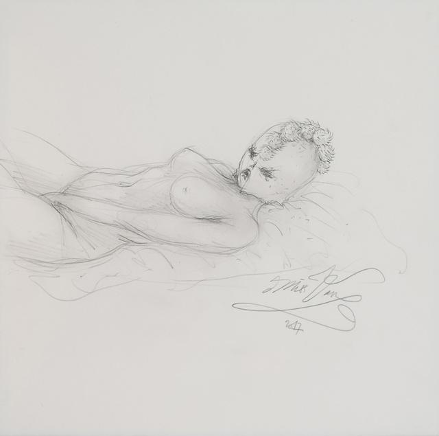 , 'Nude I,' 2017, Weinstein Gallery