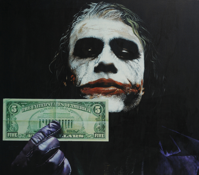 , 'Fake Ideology,' 2014, Affinity ART