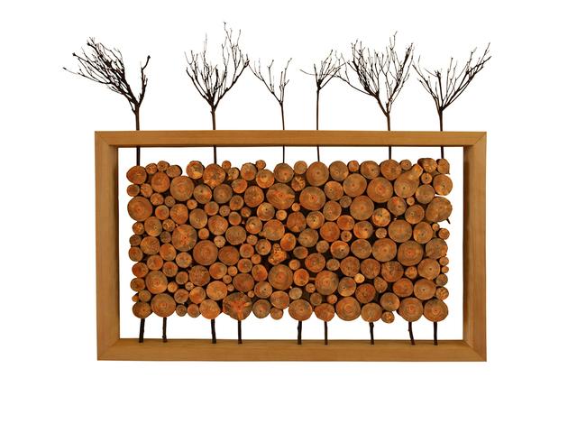 , 'Encuadre de Distintos Tiempos,' 2014, Galerie Hervé Lancelin