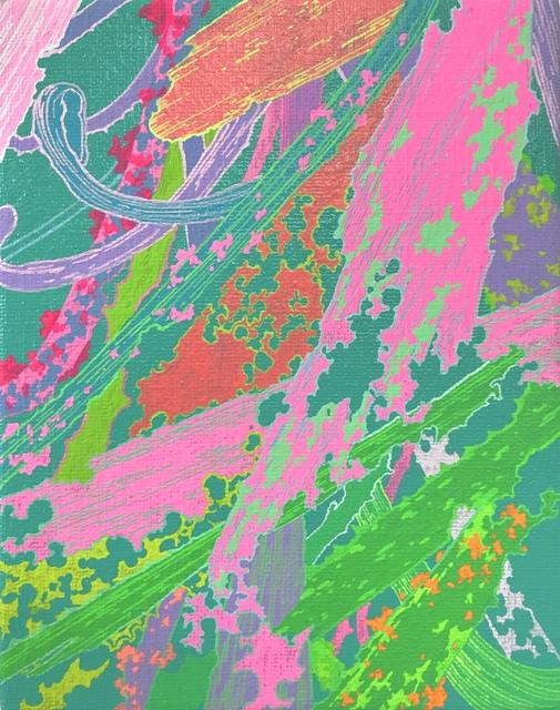 , 'Pollen No. 27,' 2018, ART LABOR Gallery