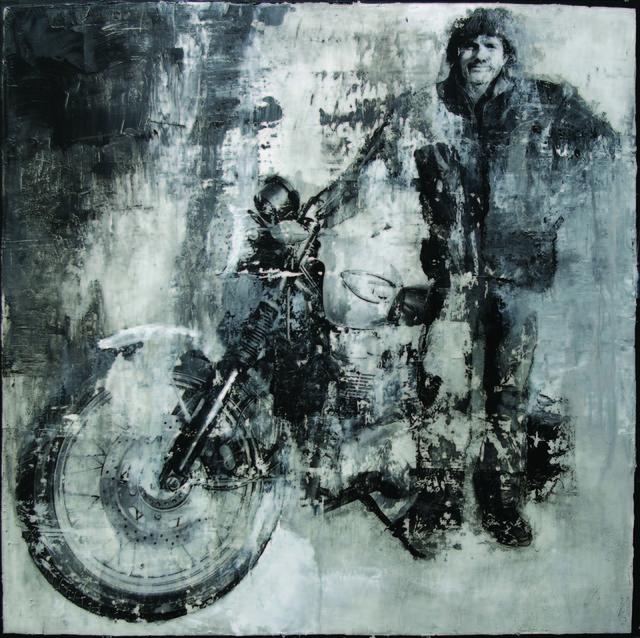 , 'Motorcycle Man,' 2015, Gallery MOMO
