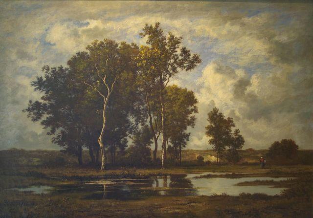, 'La Mare,' ca. 1865, Anderson Galleries