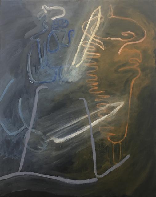 , 'Tête-de lit,' 2018, Galerie C.O.A