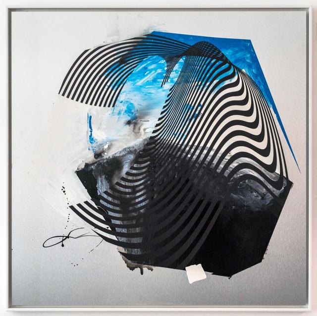 Nikola Kolya Božović, 'Untitled (UV Blue)', 2016, Drina Gallery
